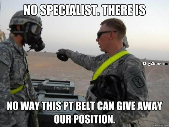 The Army has just declassified how the PT belt works (and
