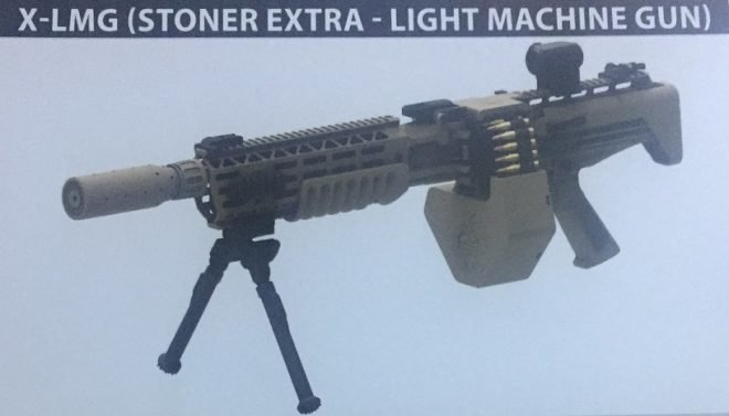 This company is bringing back a weapon long favored by navy seals the stoner x lmg photo link from the firearm blog altavistaventures Images