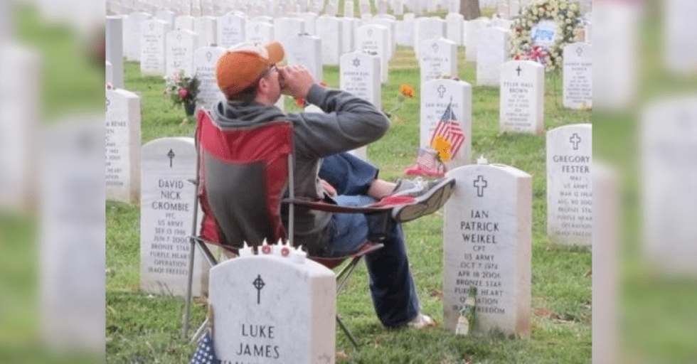 5 Honorable Ways Veterans Pay Respect To The Fallen We Are The Mighty