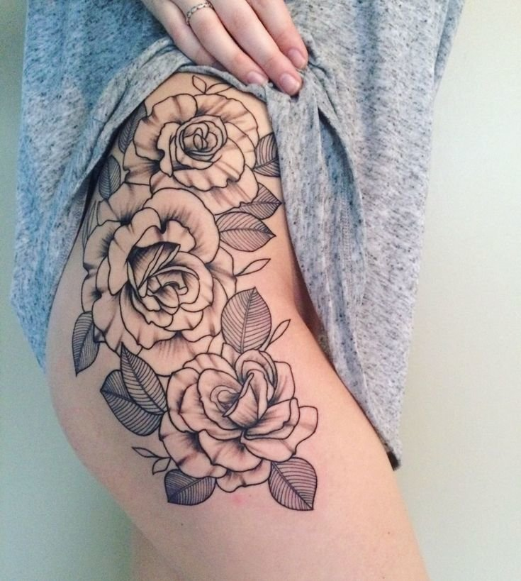 Tattoo Woman Getting: 21 Tattoos Every Millennial Woman Has Considered Getting