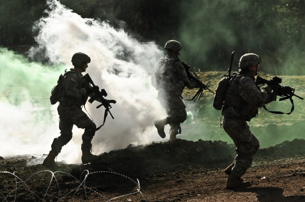 11 of the Most Dangerous Jobs in the U S  Military | Jobs