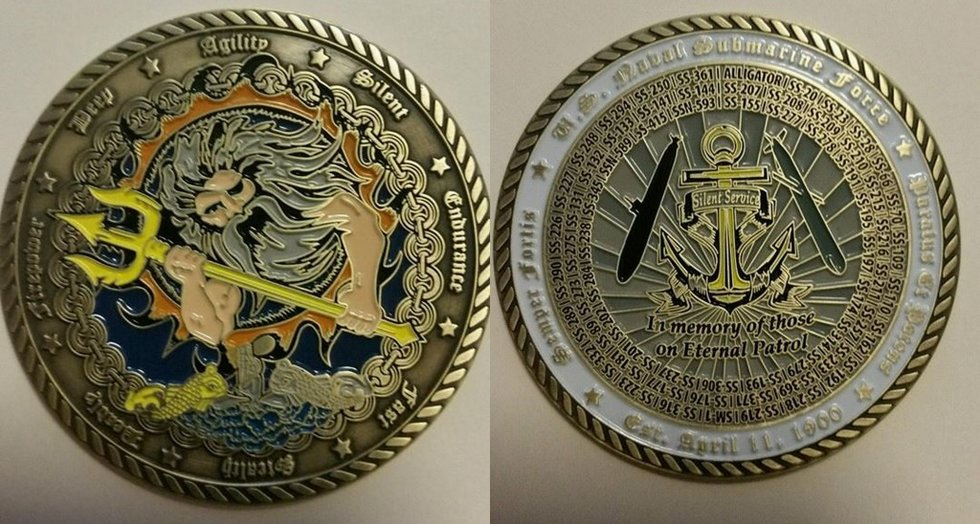 These Are Some Of The Best Military Challenge Coins We