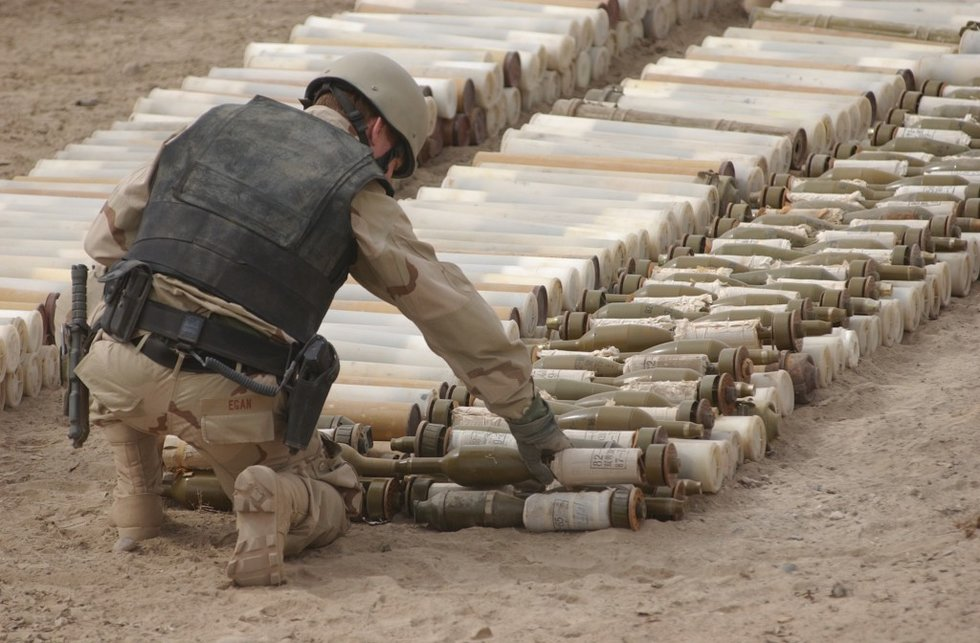 11 of the Most Dangerous Jobs in the U S  Military | Jobs for