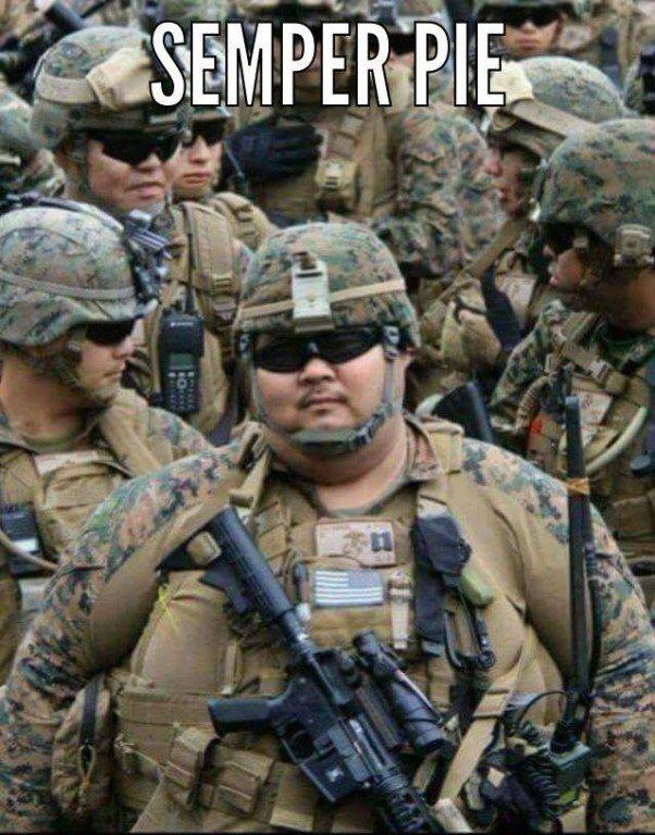 Bbw army