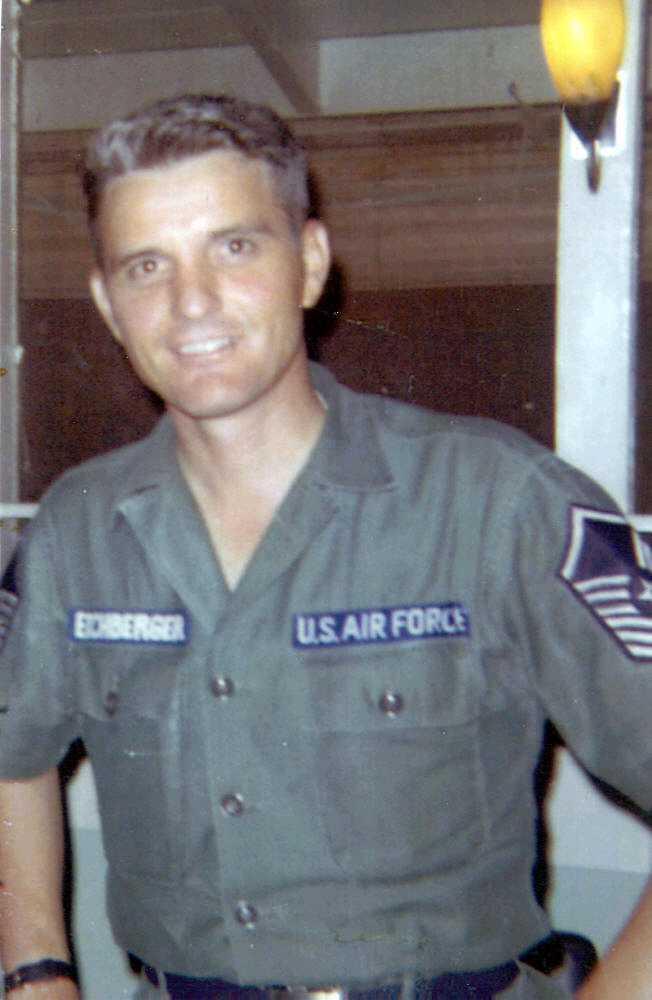 d8231a7710b Medal of Honor Recipient Chief Master Sgt. Richard L. Etchberger