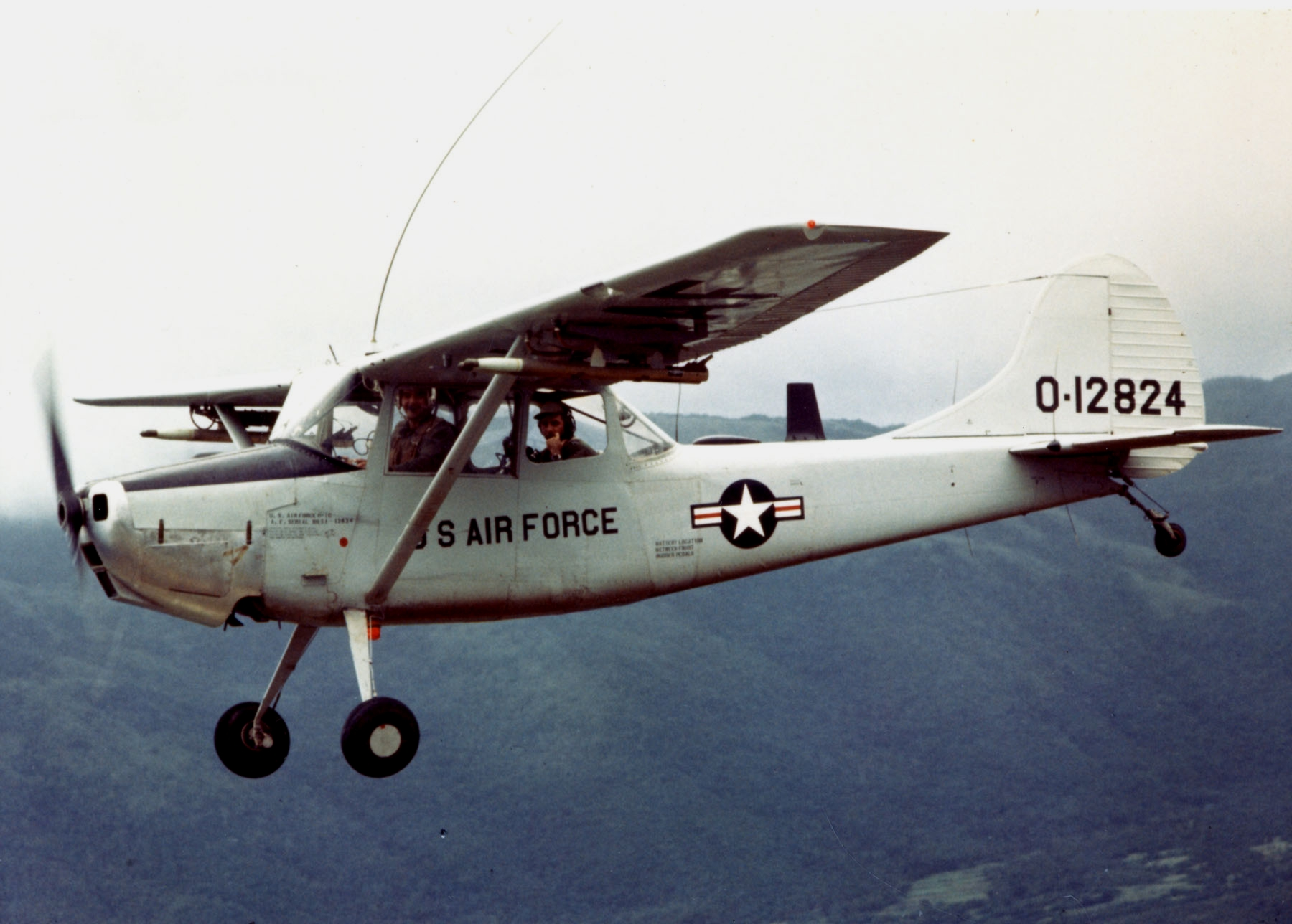 The secret air campaign in Laos during the Vietnam War - We