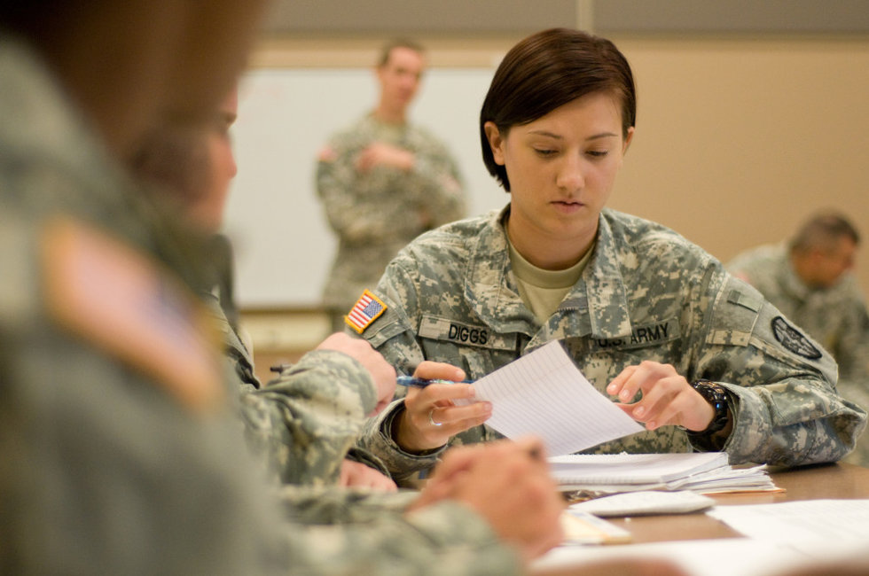 The 7 enlisted jobs with awesome entry-level salaries - We Are The ...