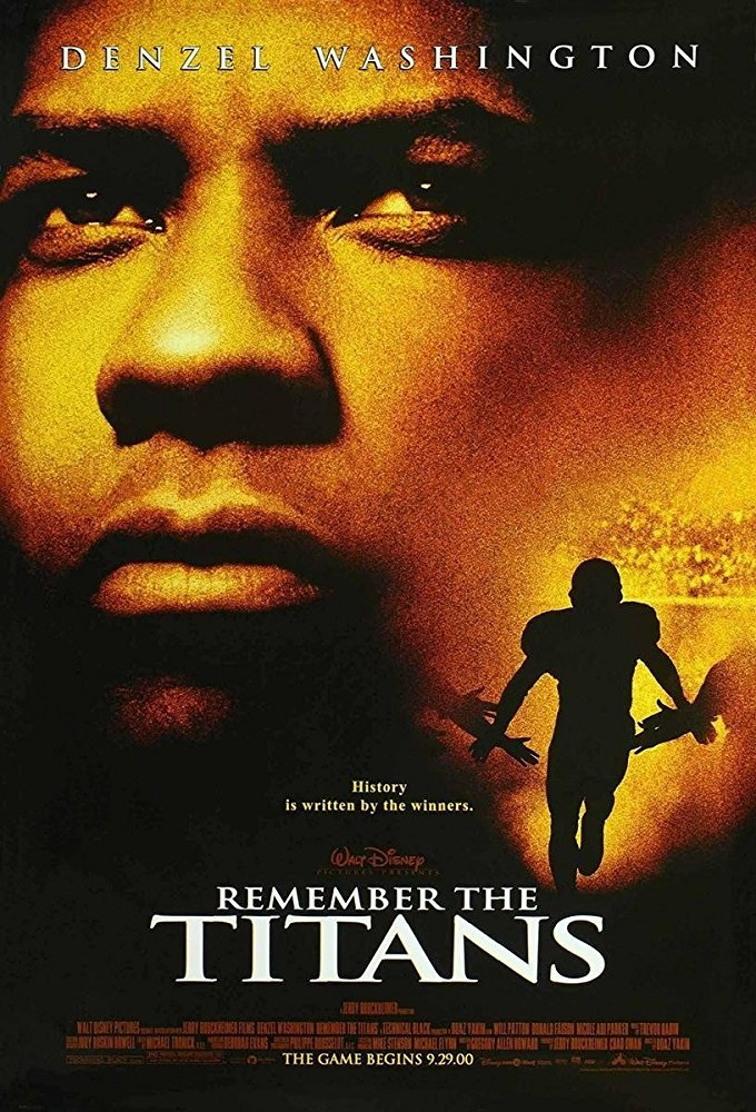 remember titans 3 Remember the titans - the true story of a newly appointed african-american coach and his high school team on their first season as a racially integrated unit remember the titans - the true story of a newly appointed african-american coach and his high school team on their first season as a racially integrated unit.