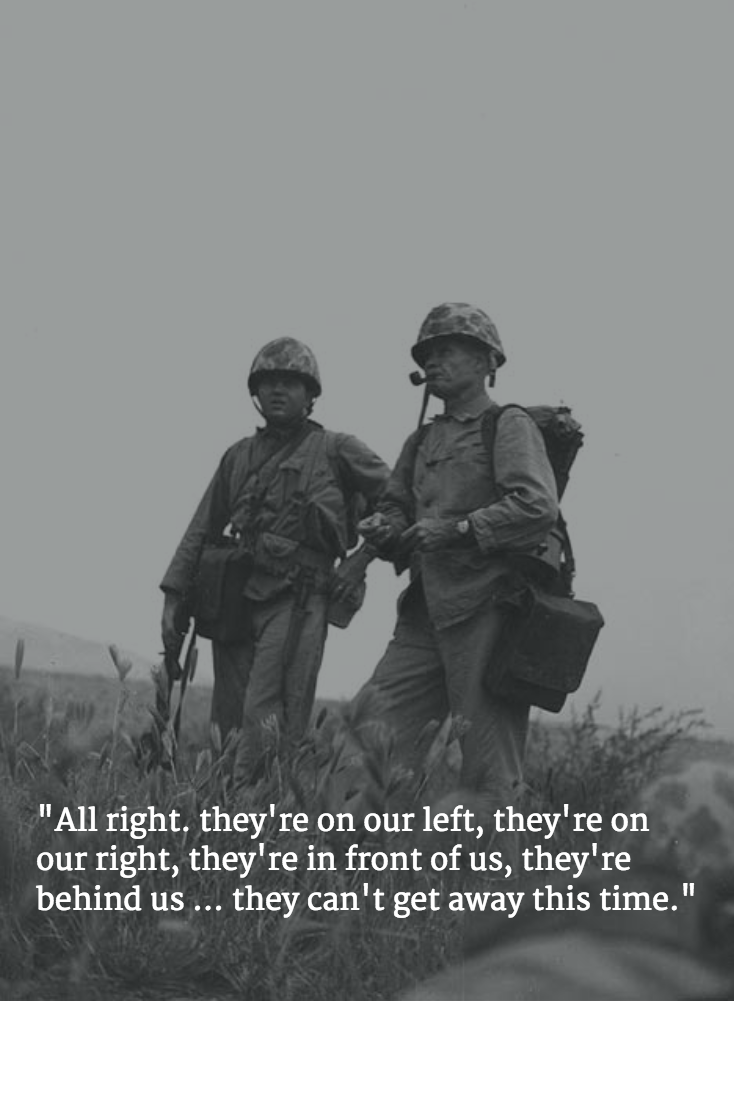 Image of: William Shakespeare 7 We Are The Mighty These 13 Chesty Puller Quotes Show Why Marines Will Love And Respect