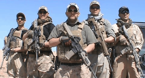 20 Private Security Contractors That Hire Vets With The Skills We - Us-military-vet