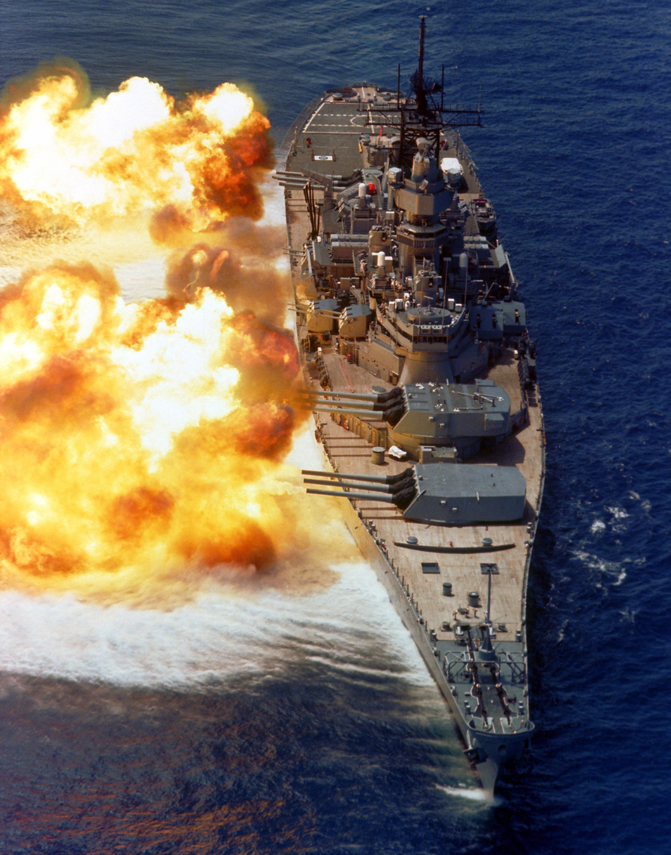 The 5 most legendary American battleships ever - We Are The