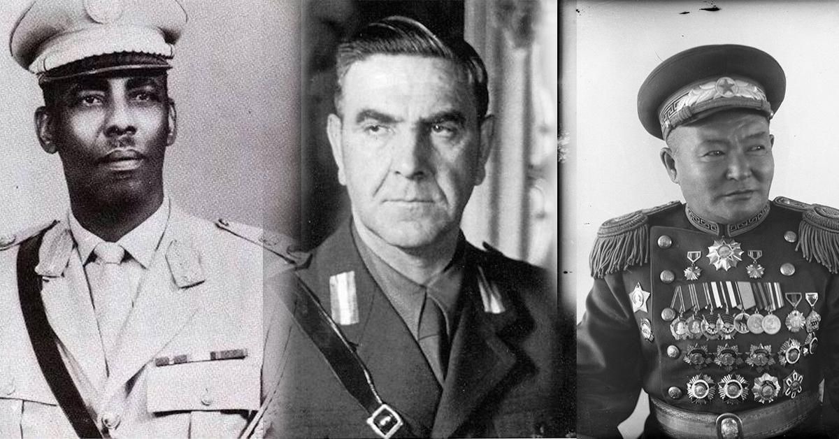 Image result for brutal dictators