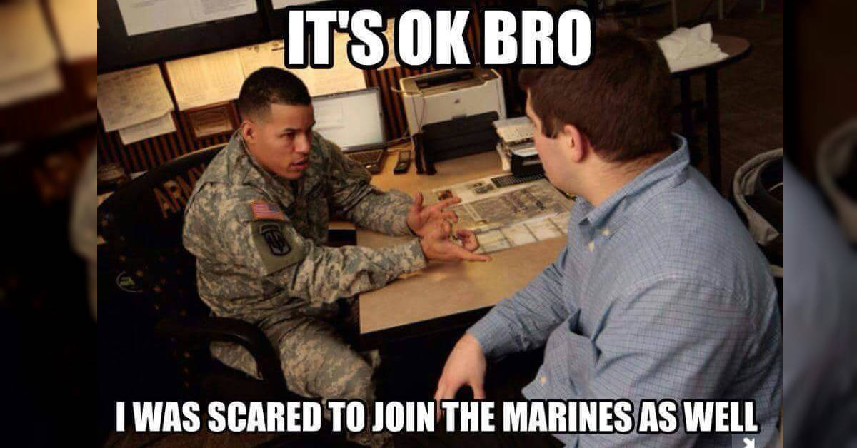 Best Military Branch >> The 13 Funniest Military Memes Of The Week We Are The Mighty