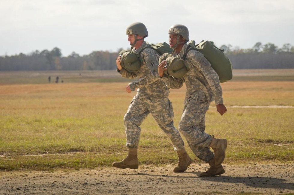 Army cadence stand up hook up