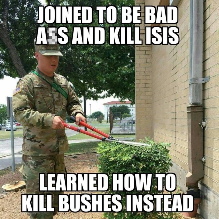 Funniest Military Memes Of The Week : The funniest military memes for week of july