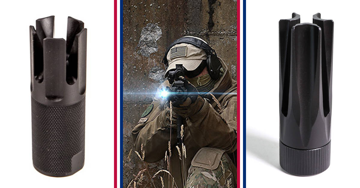These new muzzle devices make us hot and bothered - We Are The Mighty