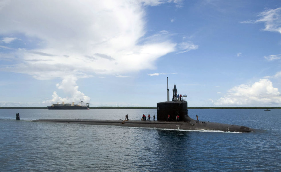 The Navy will pump out more attack subs to counter Russia and China ...