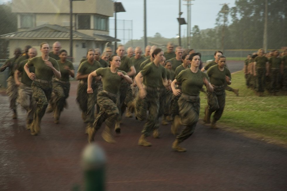 Nude photo social media scandal grips Marine Corps