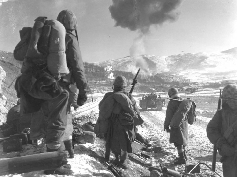 Why The Frozen Chosin Is The Defining Battle Of The Modern Marine