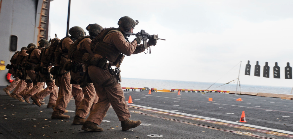 a description of the making of a recon marine Best answer: force recon has been disbanded, but there are rumors of it coming back the only force recon operators there are now are either reserves or in the processing of moving to one of the recon battalions.