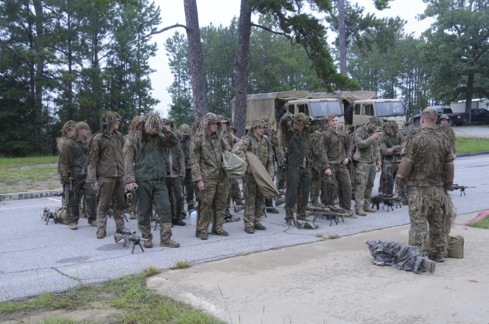 us army sniper school