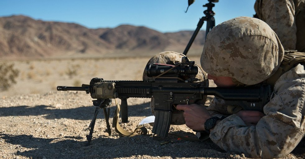 Why Marines replaced the SAW with the beloved M27