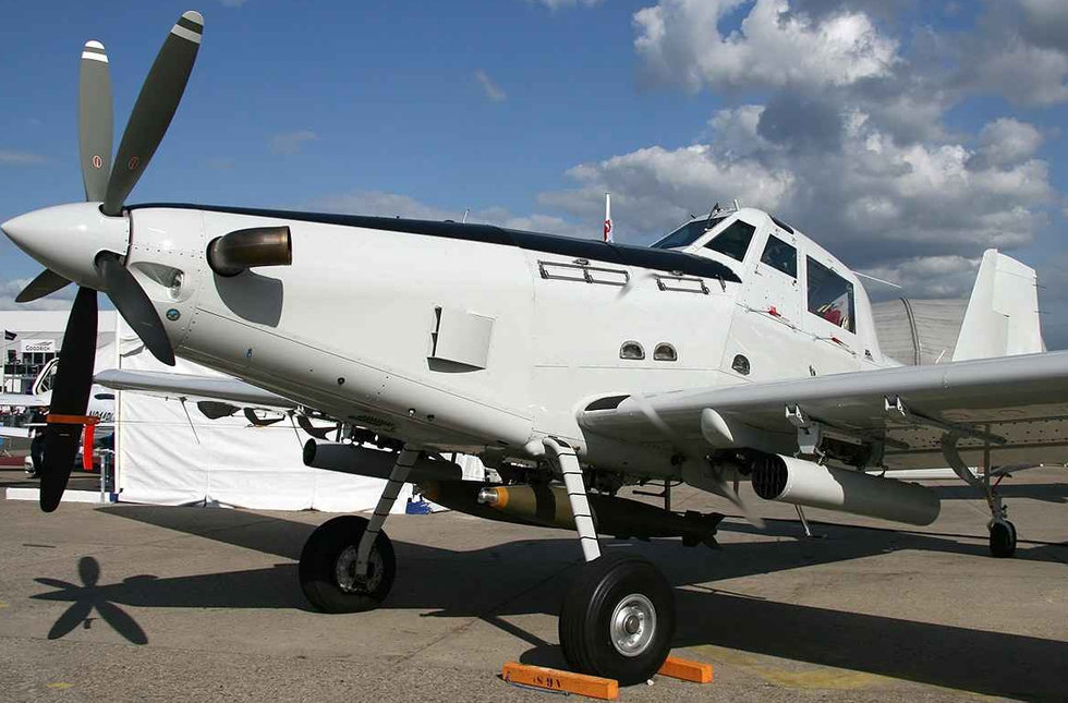 The Cropduster That Thinks It Can Replace The A 10