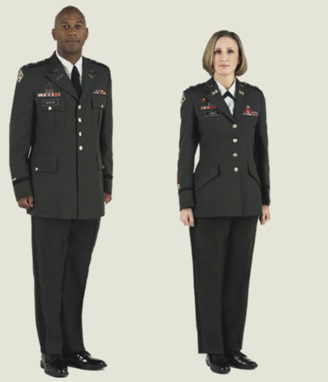 dress uniforms from every military branch ranked we are the mighty