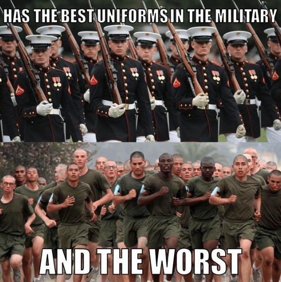 11 Hilarious Marine Memes That Are Freaking Spot On We Are The Mighty