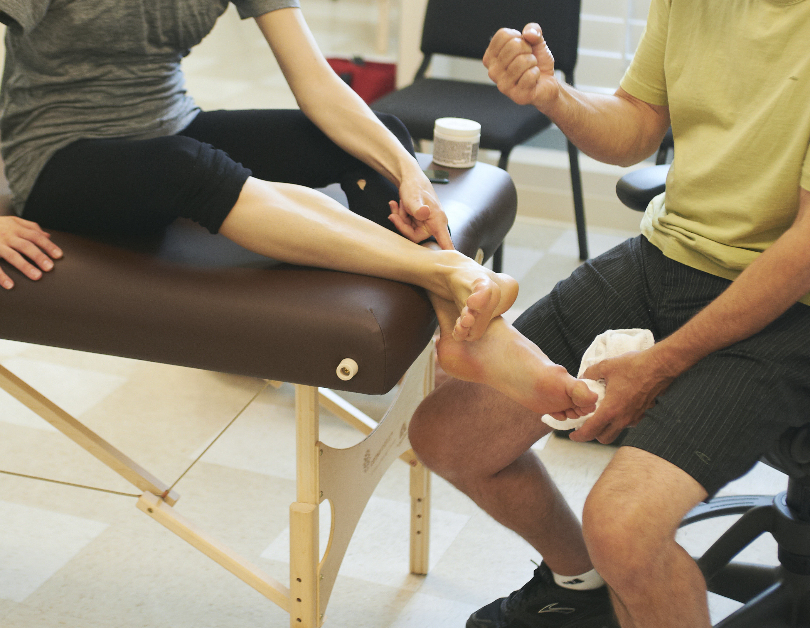 The Sprained Ankle That Won't Heal - Dance Magazine