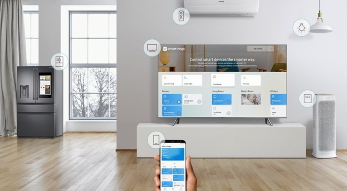 New Samsung SmartThings app brings smart home control to S9