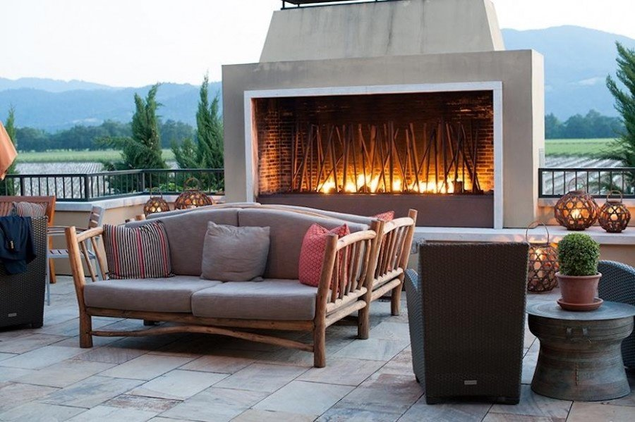 Get Cozy at 5 Wine Country Tasting Rooms With Fireplaces - 7x7 Bay Area