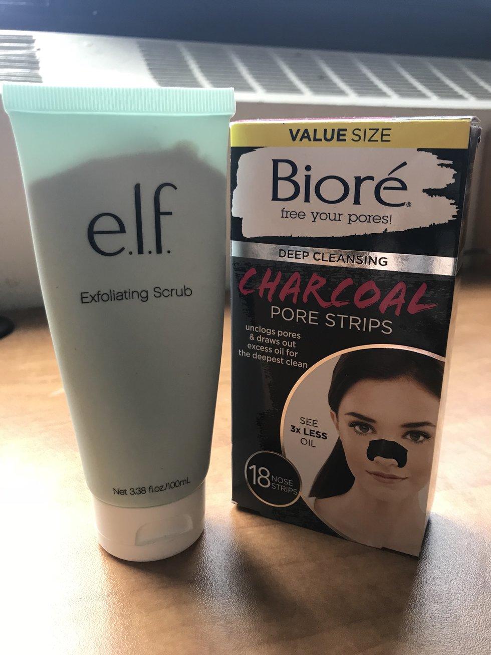 7 Ways To Perfect Your Skin Care Routine Biore Bubble Bundle Bright Exfoliation Elf Exfoliating Scrub Charcoal Pore Strip