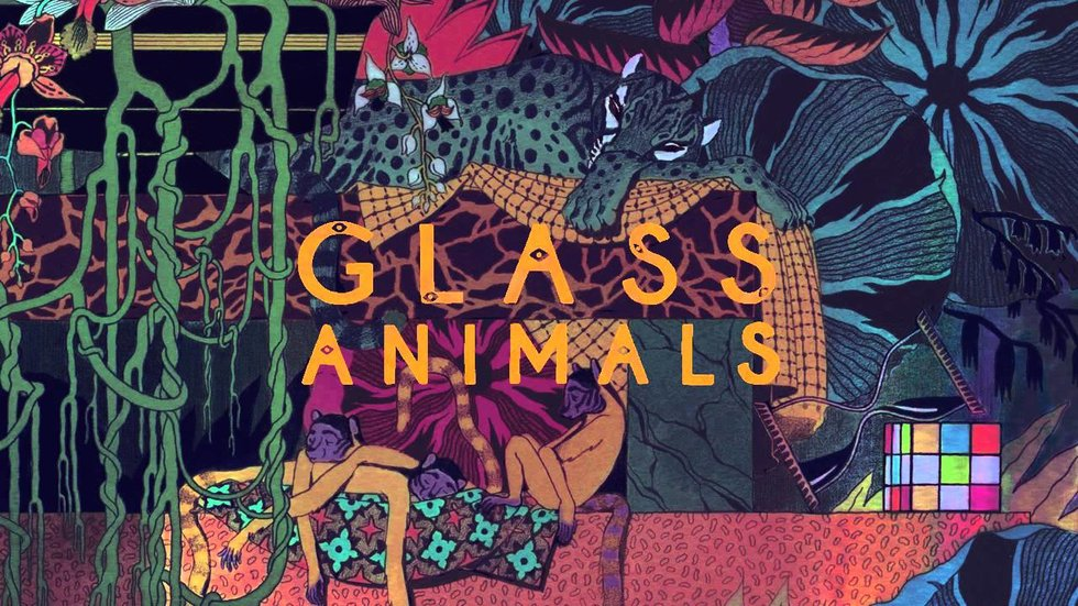 Glass Animals Gooey Gilligan Moss Remix