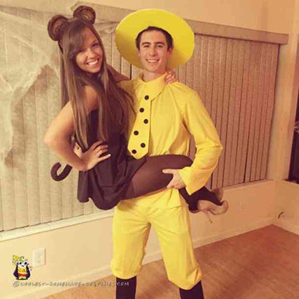 Couple Costumes Wow Photos
