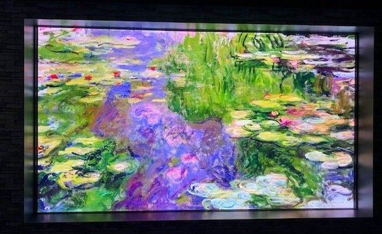 The First Look of Visual Display with Samsung's 2018 QLED TVs