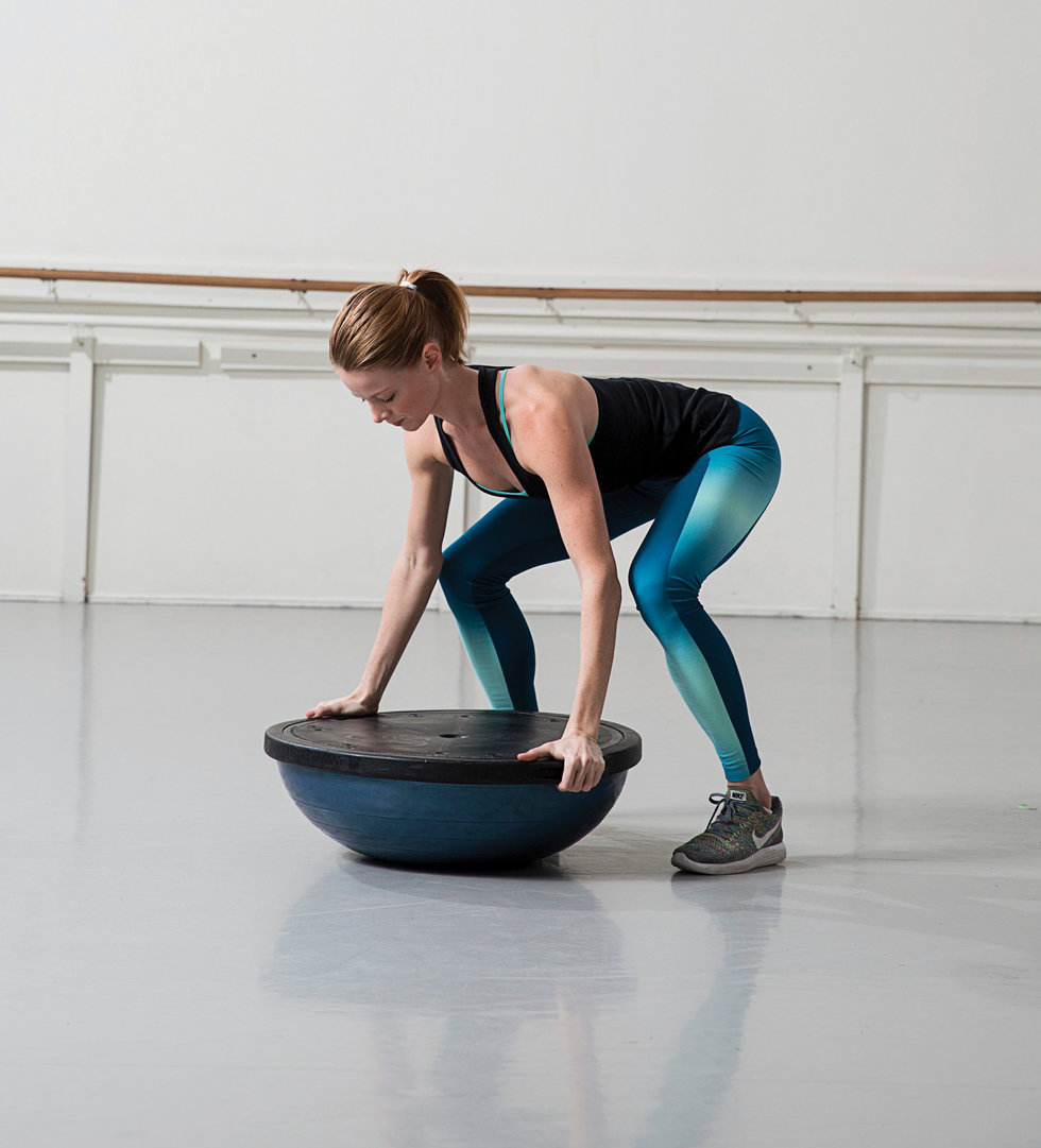 Bosu Ball Push Ups: The Best BOSU Ball Exercises For Dancers
