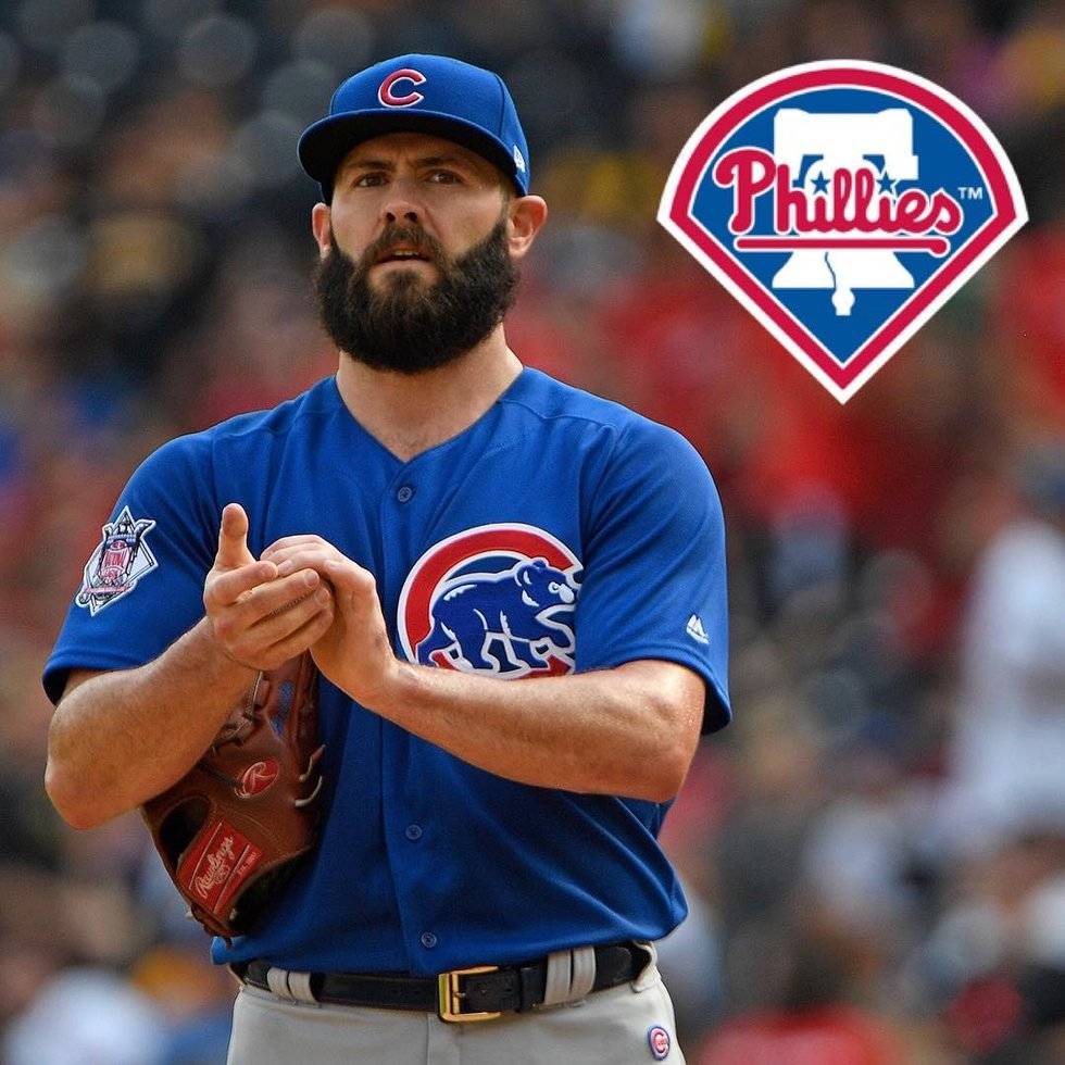 Dear Jake Arrieta, From A Loyal Chicago Cubs Fan