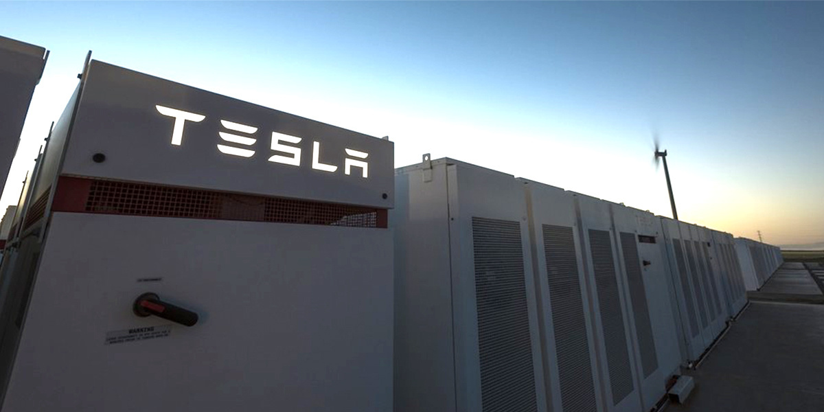 Tesla Vies to Build World s Largest Battery Again