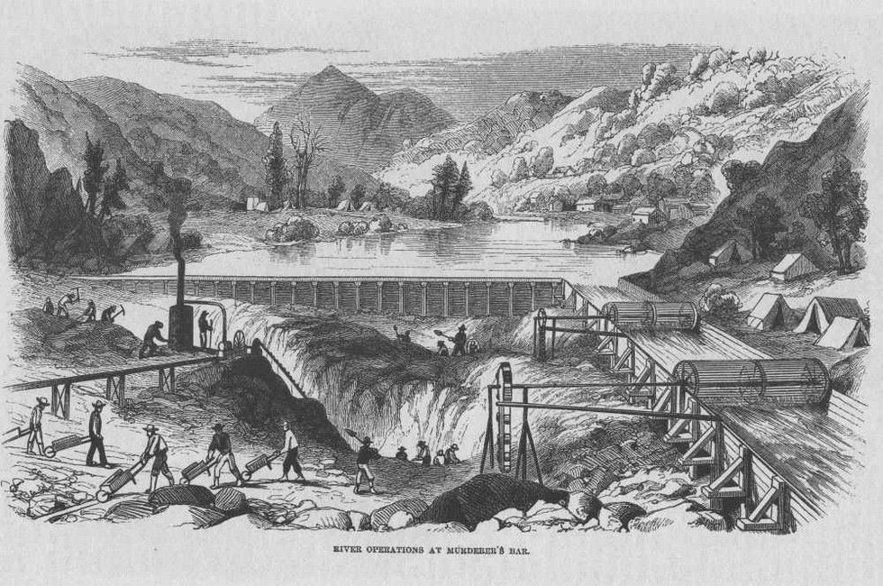 a look at the impact of gold rush on the shaping of american history The mining boom 41a the mining boom  ten years after the 1849 california gold rush,  nevada claimed comstock lode, the largest of american silver.