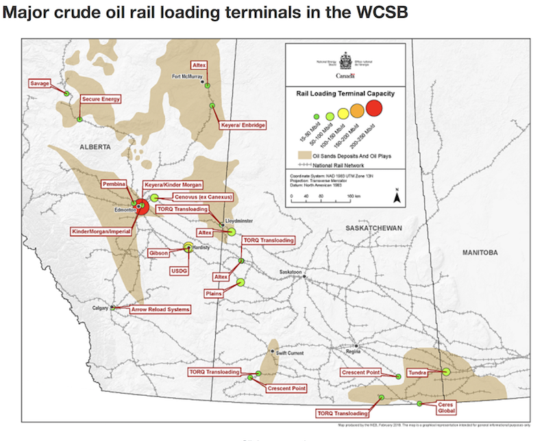 In: Risky Move: Canada Shipping More Tar Sands Oil by Rail | Our Santa Fe River, Inc. (OSFR) | Protecting the Santa Fe River in North Florida