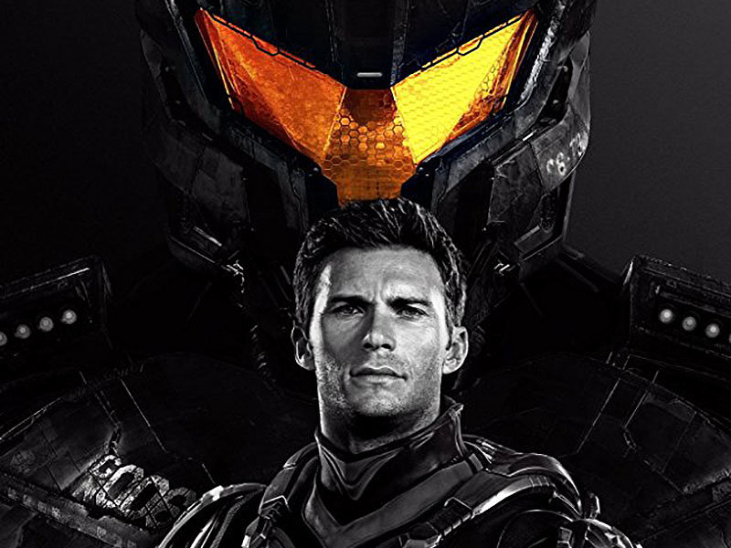 Pacific Rim: Uprising(2018) by Ben Ward