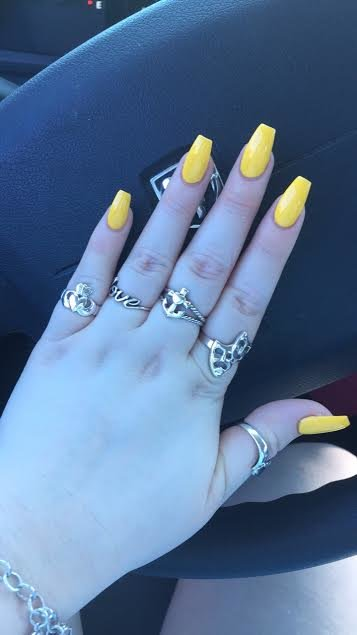 This Is Your Nail Color For Spring Based On Zodiac Sign