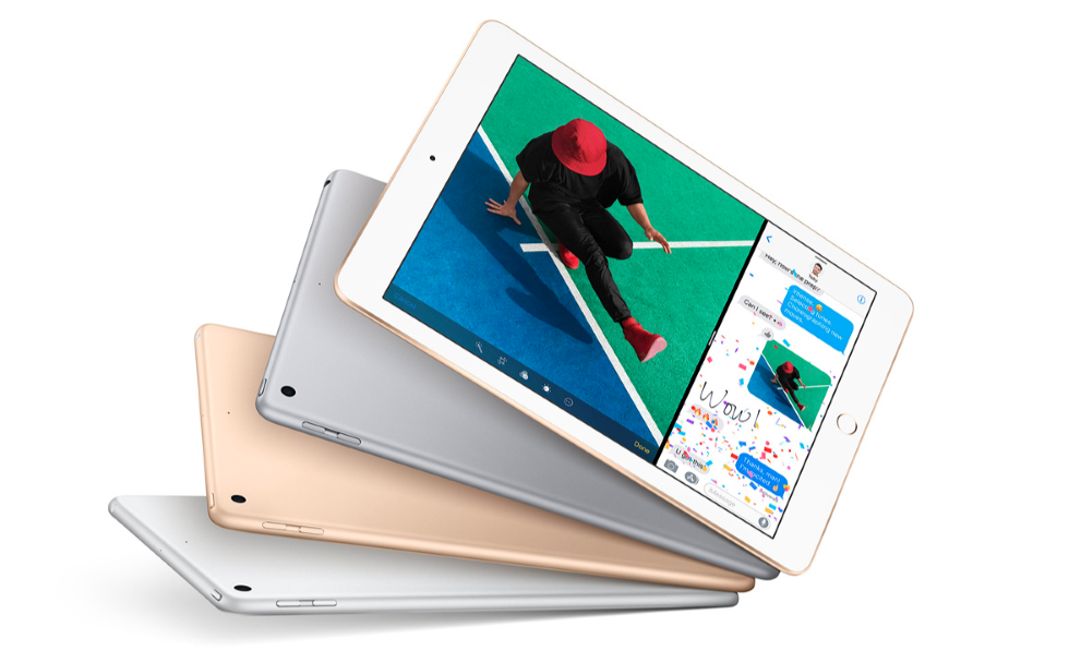 Apple's New Low-Cost iPads Aim for Market Share