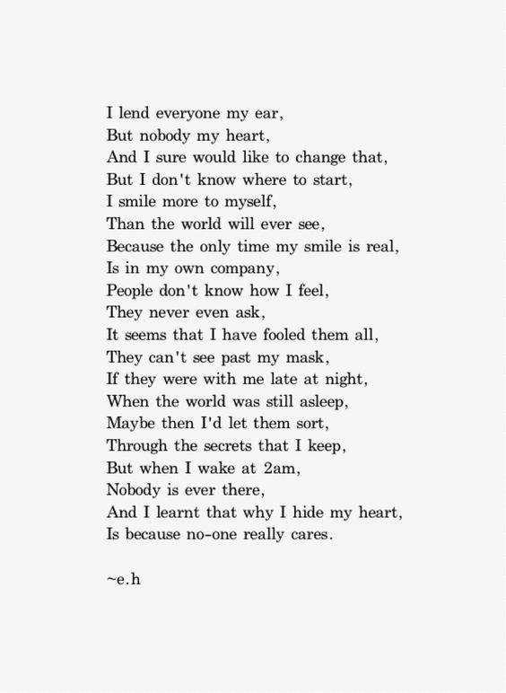 25 Of My Favorite Eh Poems