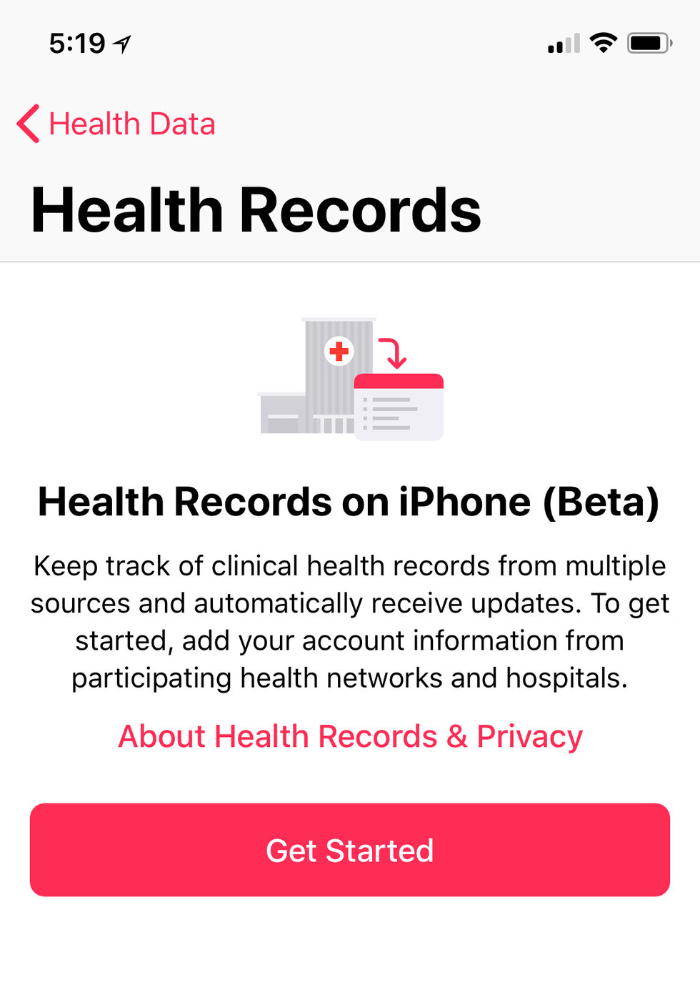 apple s health app now links medical data from 39 hospitals
