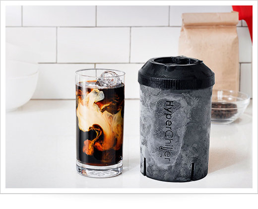save your girlfriend both money and time in the mornings support her caffeine addiction with this portable ice coffee maker just give it 60 seconds to