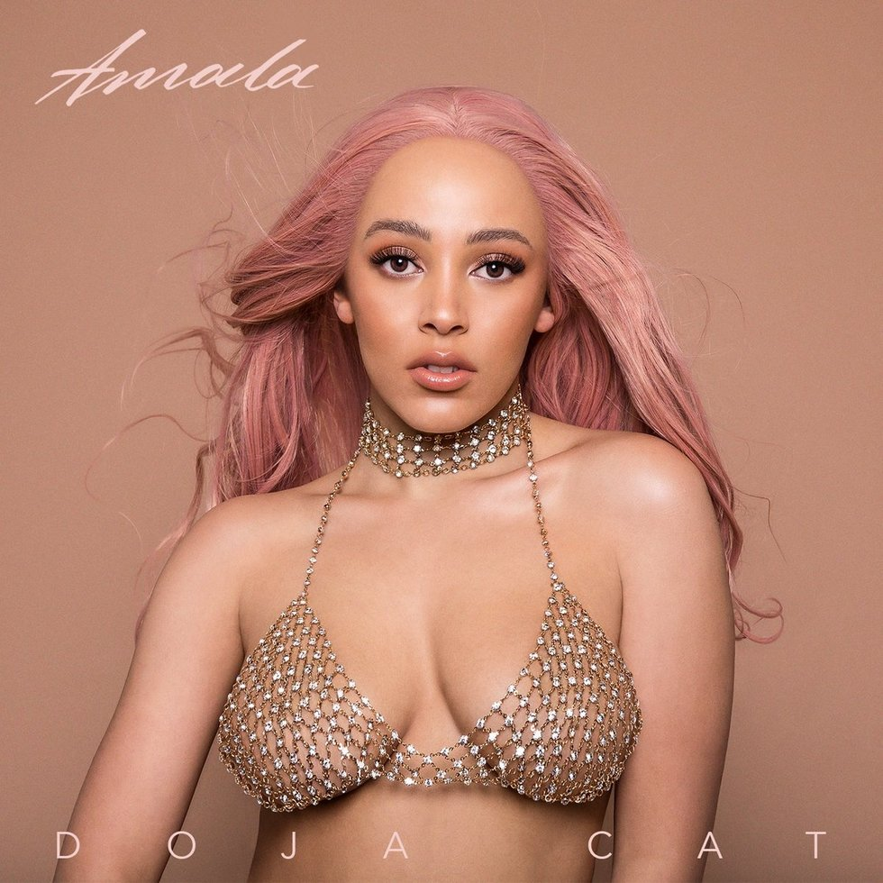 Image result for AMALA DOJA CAT ALBUM COVER
