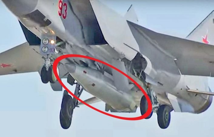 Russia Test Fired A New Hypersonic Missile We Are The Mighty