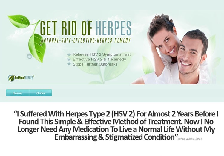 This program will show you natural methods to control your herpes 2